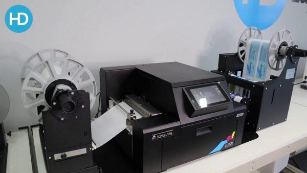етикетен принтер L901 Afinia Diktech