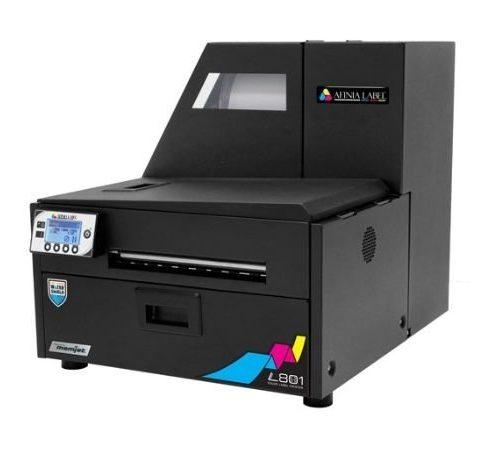 Цветен принтер за етикети L801 - ДИКТЕХ AFinia