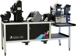 DLF220L Довършителна машина за етикети