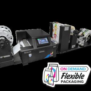 Печат на гъвкави опаковки