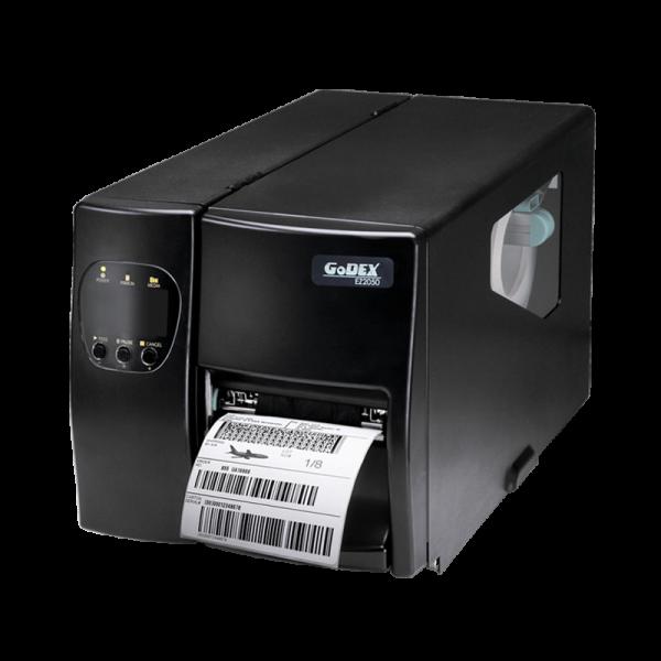 EZ2050 - Индустриален баркод принтер