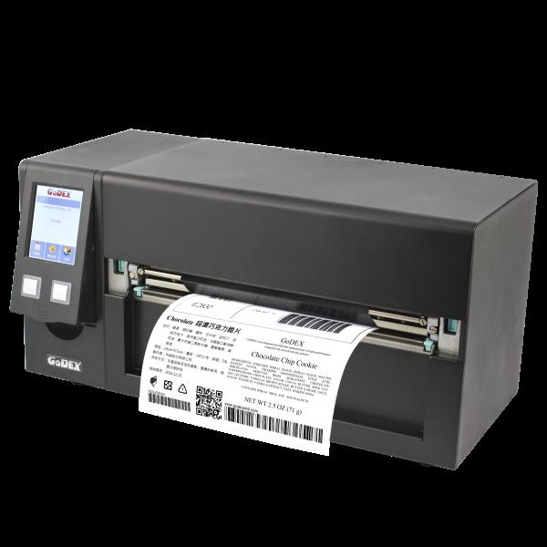 HD830I - Индустриален бардко принтер