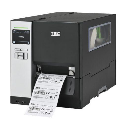 MH240- Индустриален баркод принтер