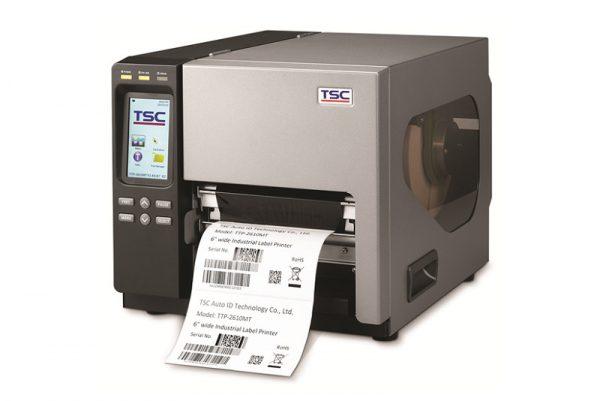 TTP2610 - Индустриален баркод принтер