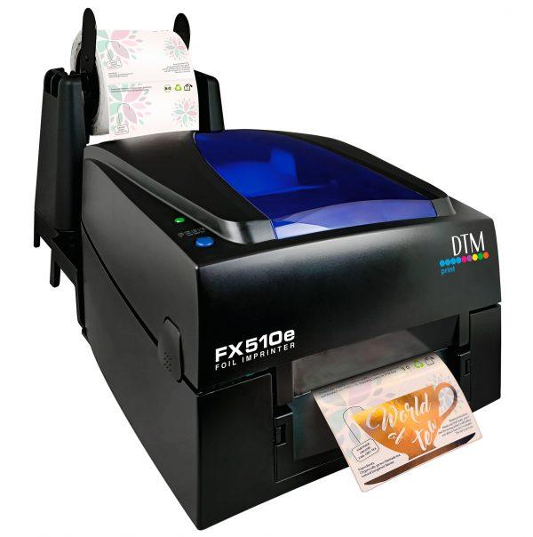 FX510 - Фолио принтер - Довършителен принтер