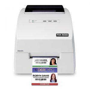 RX500e - Цветен принтер за RFID и маркиране